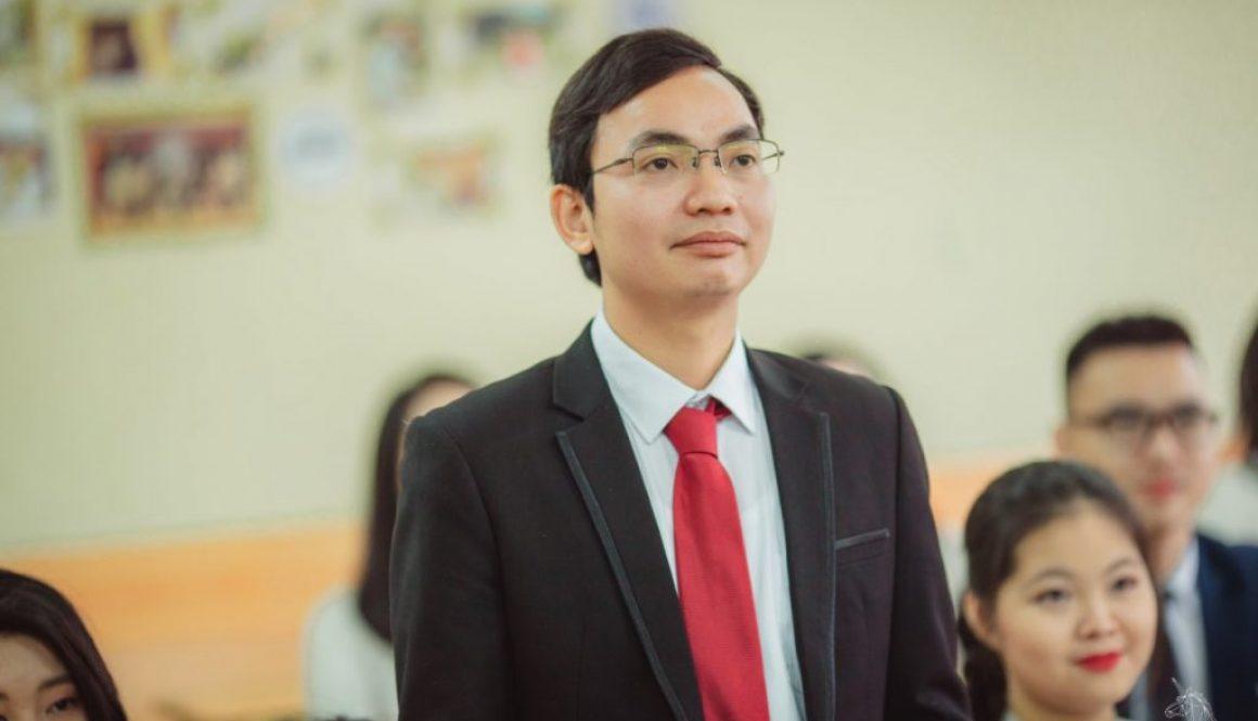Thầy Vương Văn Huệ - 2