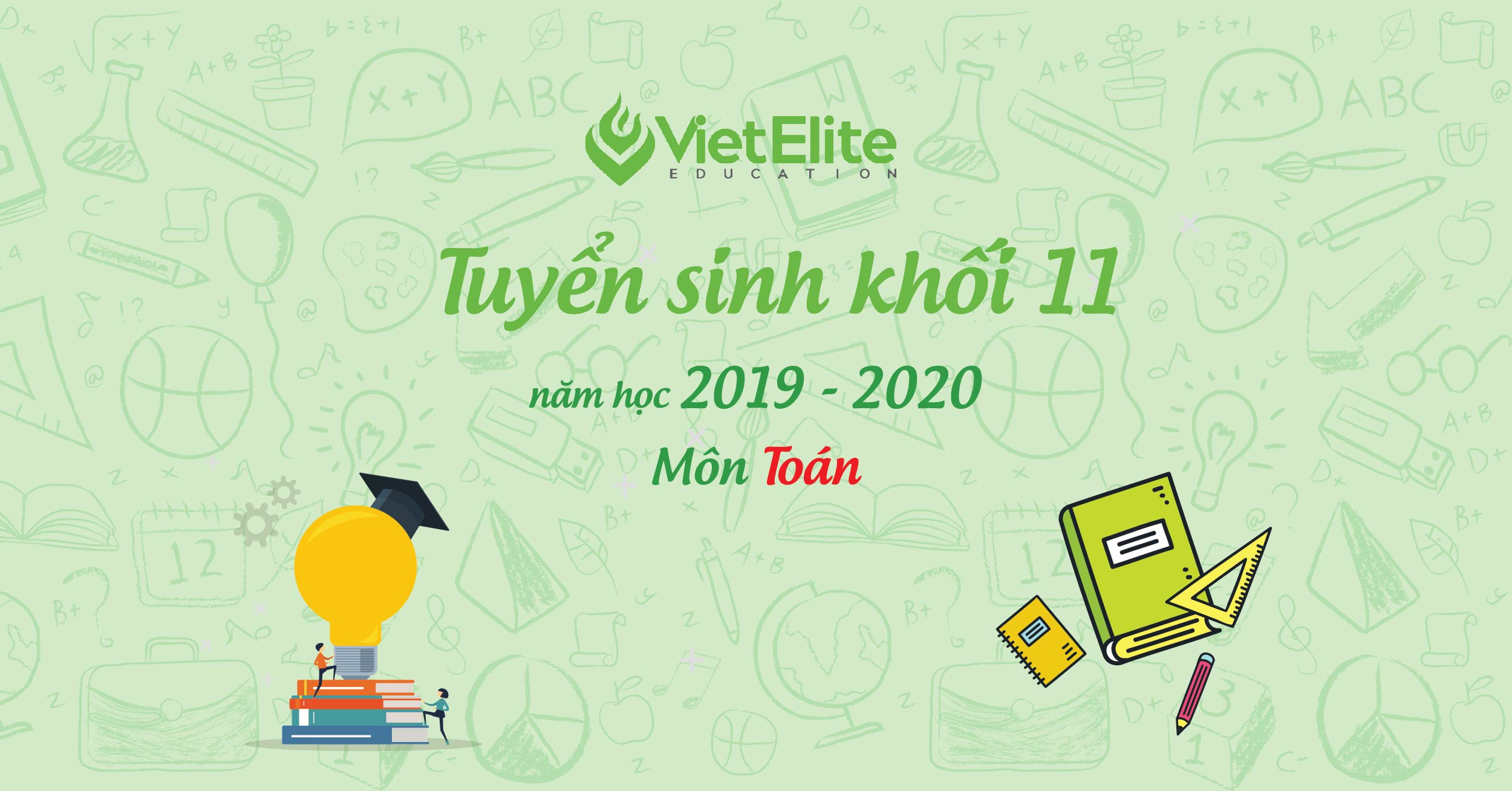Tuyển sinh khôi 11 năm học 2019 - 2020