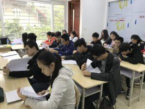 trung tâm luyện thi vào lớp 10 uy tín tại Hà Nội